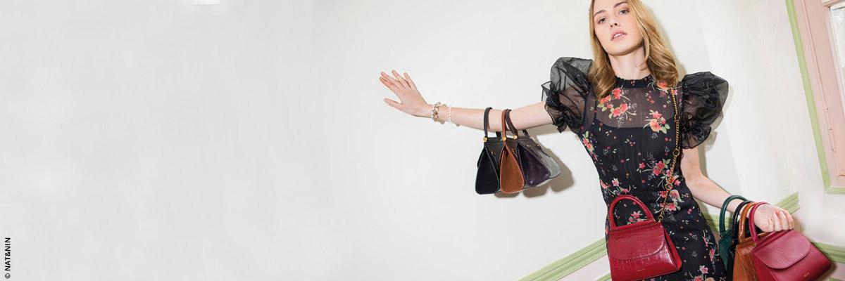 Mini-borse, maxi look
